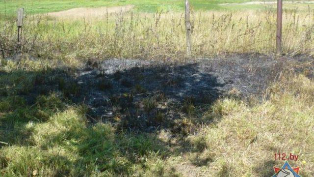 В Белынчком районе мужчина получил смертельные ожоги при сжигании мусора