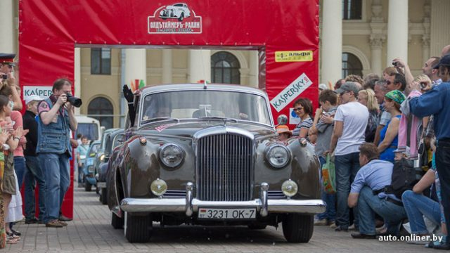 В Минске пройдёт фестиваль ретроавтомобилей