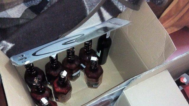 В Минске задержан студент, незаконно реализовывавший спиртные напитки через соцсети