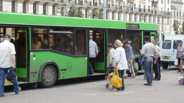 В связи с асфальтированием дорожного полотна в Минске отменяется движение троллейбусов № 25, 52