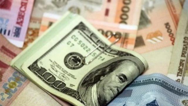 В июне белорусы купили рекордное количество иностранной валюты