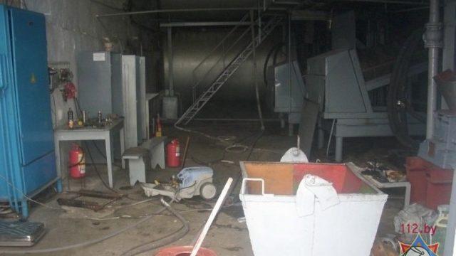В Лиде при проведении покрасочных работ 2 рабочих получили серьёзные ожоги