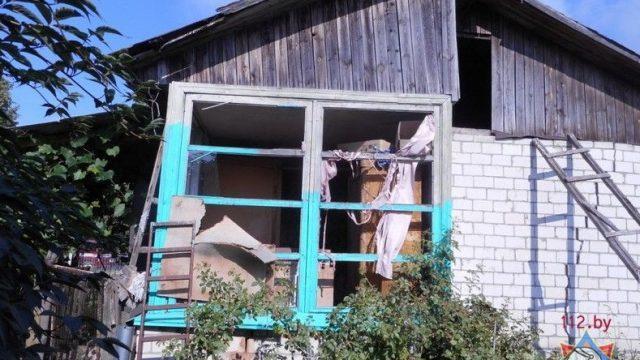 Вспышка газа из баллона стала причиной серьёзных ожогов женщин в Быховском районе
