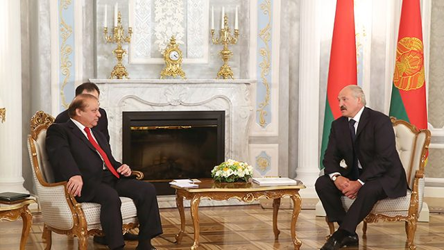 Лукашенко про Пакистан