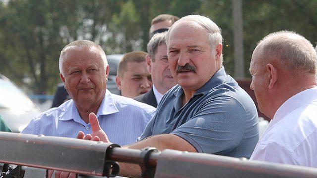 Лукашенко про учебники