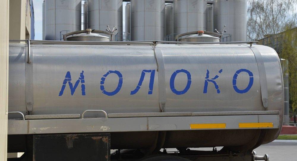 Молоко Беларуси
