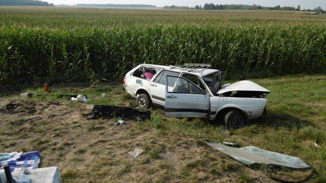 Авария на М - 1