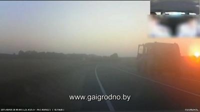 В Дятловском районе сотрудники ГАИ со стрельбой гнались за пьяным трактористом