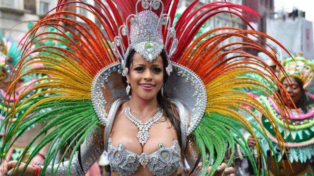карнавал в Ноттинг Хилле