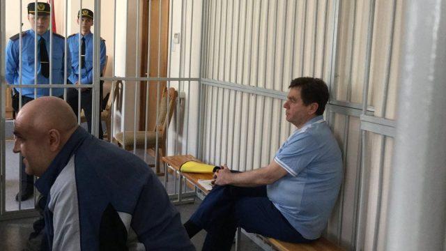 Сидько приговорили к 12 годам