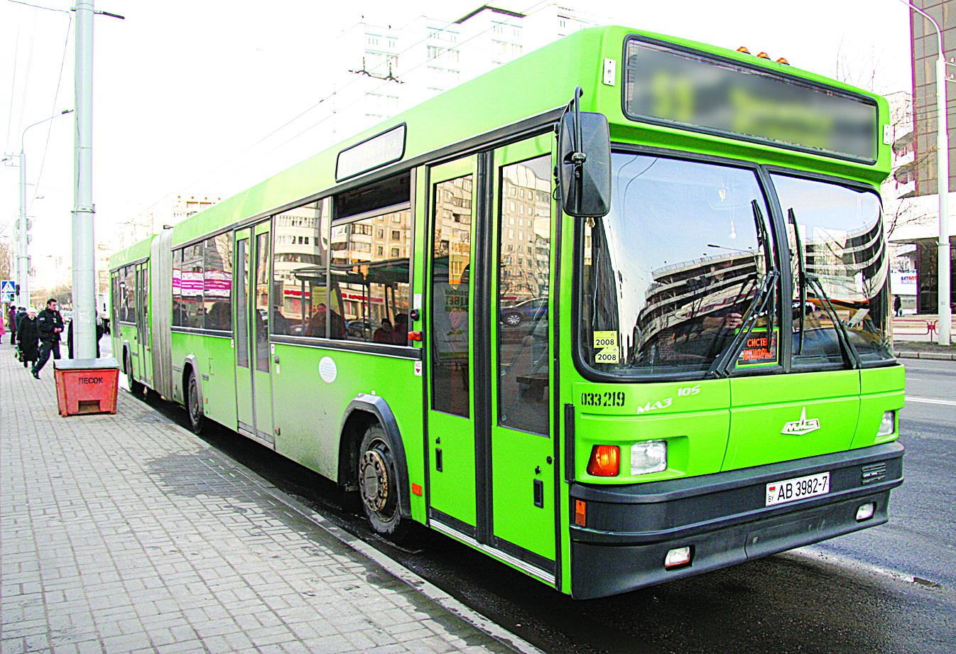 автобусы минск фото