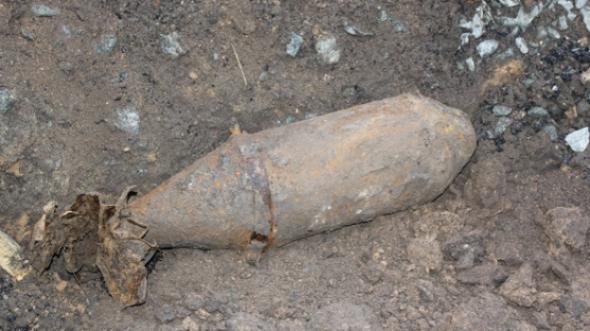 На пляжах в Гомеле нашли старые бомбы