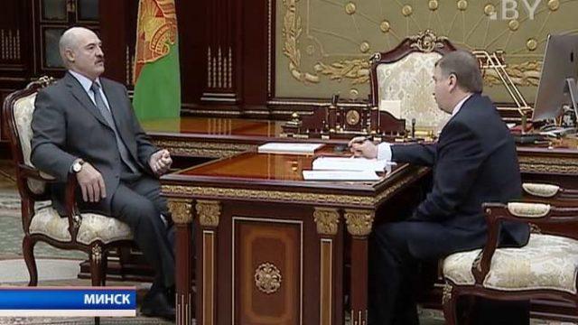 Лукашенко потребовал от правительства выполнить всё запланированное
