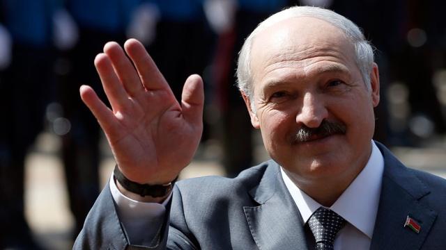 Поздравления Лукашенко