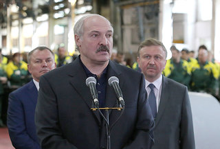 "Лукашенко: ""Функция президента — не давать народ в обиду"""