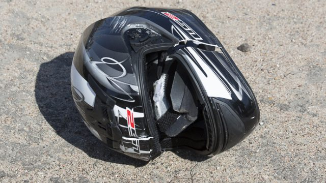 В Пинске погиб мотоциклист