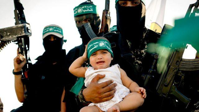 военный парад в Палестине