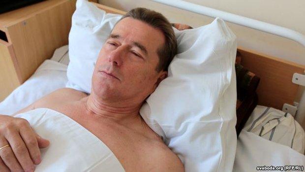 Терещенко заявил, что его отравили