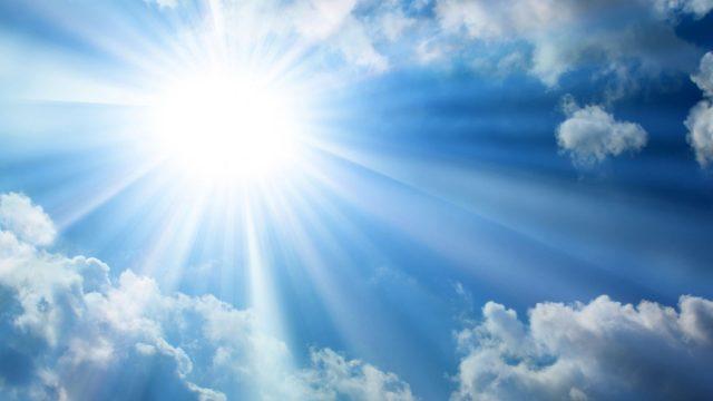 1 сентября ожидается до +35 тепла