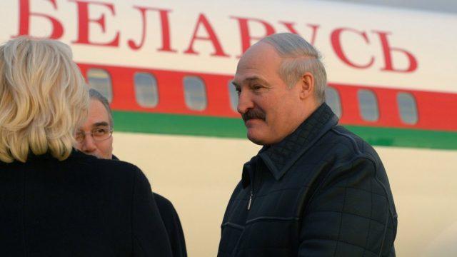 Визиты Лукашенко