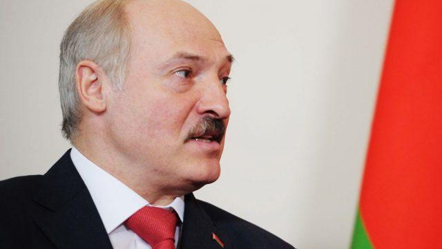 Регистрация Лукашенко