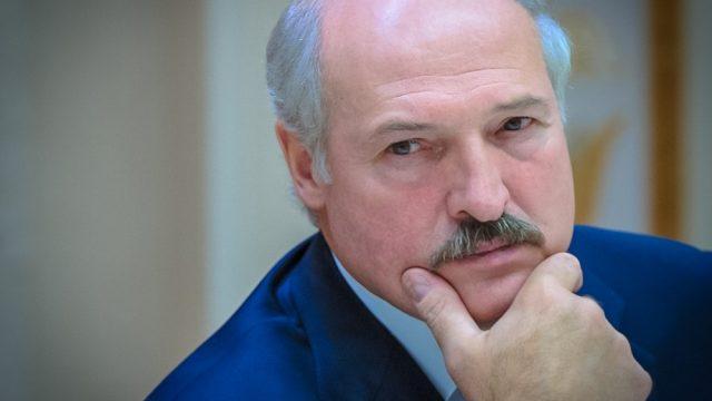 Опрос про Лукашенко