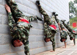 обучение полицейских в Китае