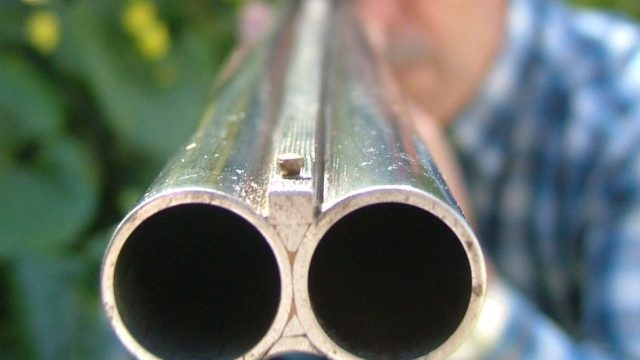 охотник застрелил напарника