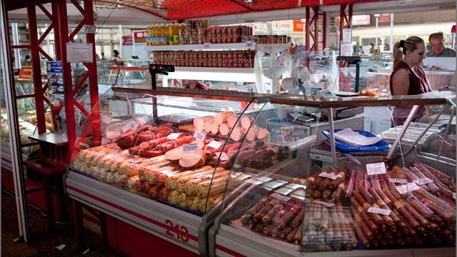 Минторг: Продавцы белорусской продукции должны меньше платить за аренду