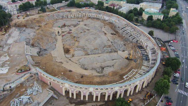 """На месте минского """"Динамо"""" китайская компания построит Национальный олимпийский стадион"""