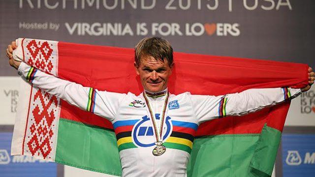 Лукашенко поздравил велосипедистов, завоевавших на чемпионате мира золотые медали