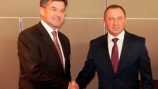 Макей: У Беларуси и Запада сегодня есть реальные шансы построить нормальные отношения