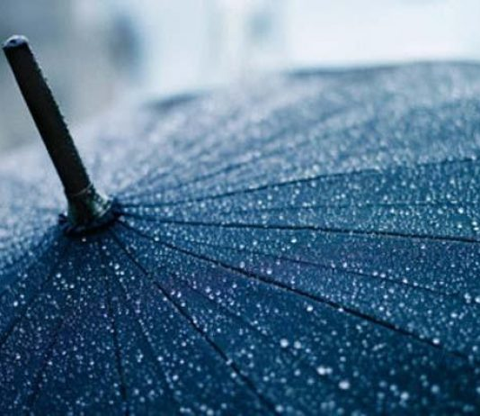 Дожди и грозы