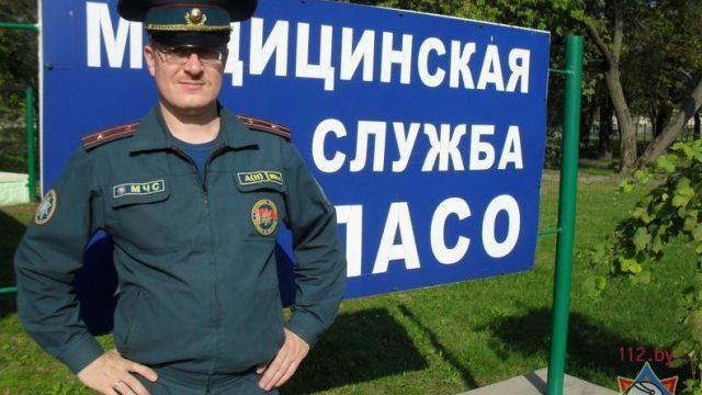 Брестские спасатели спасли мужчину от суицида