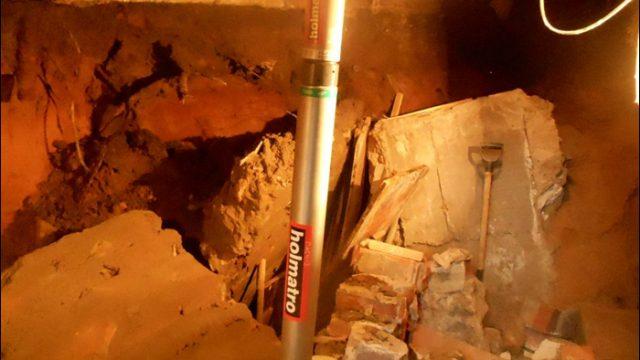 погиб под бетонной плитой