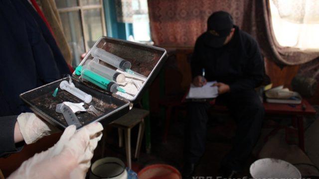 В Мозыре ликвидирован наркопритон