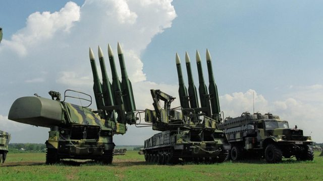 Россия и Беларусь создадут Единую региональную систему ПВО к концу 2016 года
