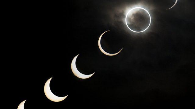 В Беларуси полное затмение луны можно будет наблюдать с 27 на 28 сентября