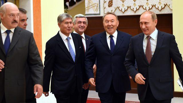Президенты на вечеринке
