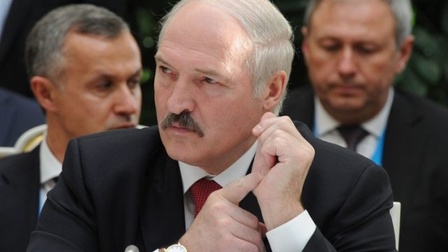 Лукашенко про авиабазу