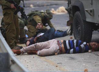 задержание демонстрантов