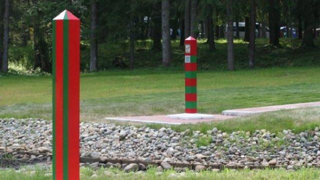 Набелорусско-польской границе образовались очереди