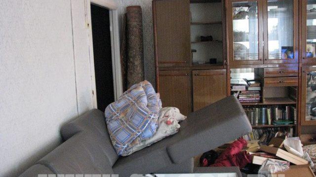 В Березинском районе вор пытался убить пенсионеров