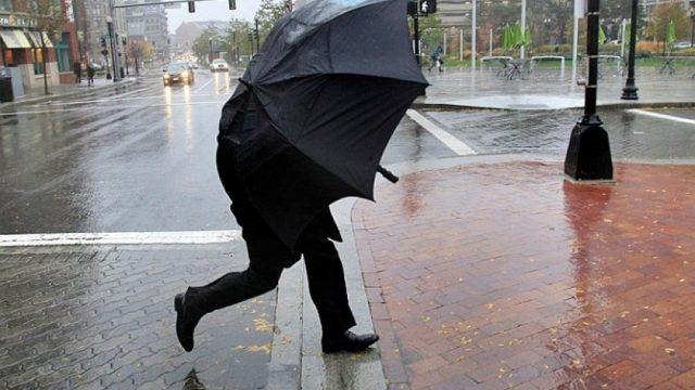 26 октября в Беларуси ожидается шквалистый ветер, дожди и туманы