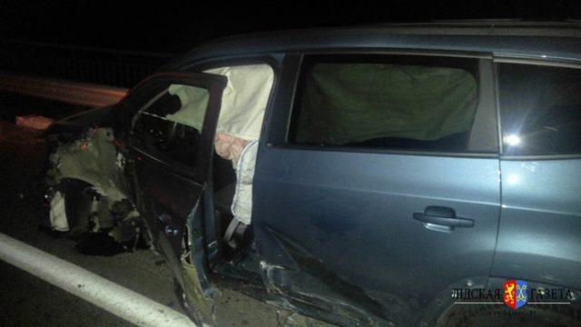 В Лидском районе мужчина чихнул за рулем и попал в ДТП