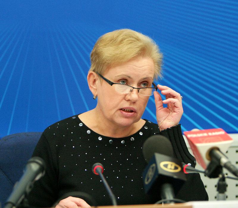 Ермошина: Новый кандидат вступит в должность не позднее 11 декабря