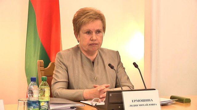 Ермошина: Если возникнет необходимость, ЦИК готов к второму туру президентских выборов