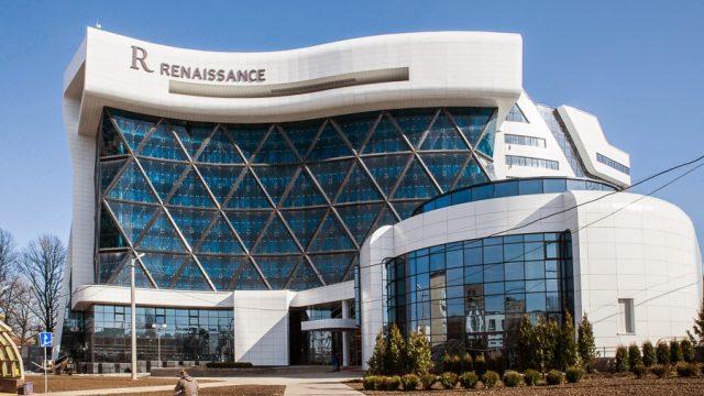 Отель Ренессанс