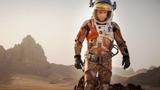 """На минувших выходных фильм """"Марсианин"""" оказался лидером минского кинопроката"""