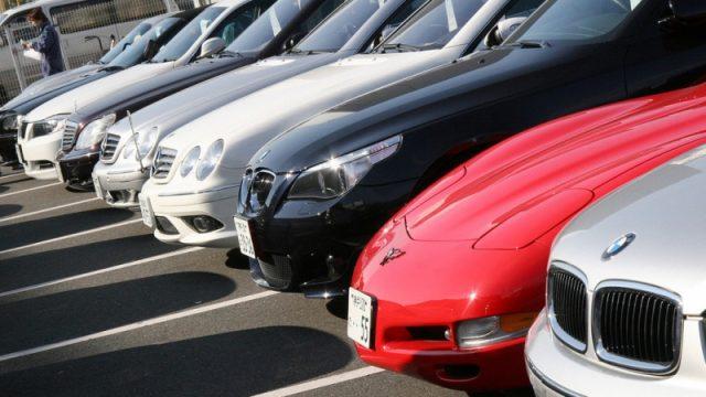 В Минске ИМНС наложила арест на автомобили стоимостью 1,4 млрд. рублей